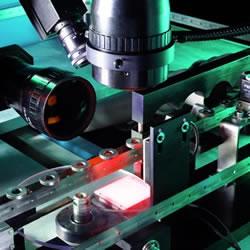 Optische Messtechnik mit Bildverarbeitung