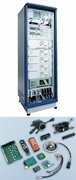 Testsysteme für Elektronikbaugruppen, Funktionsprüfung von Elektronikbaugruppen