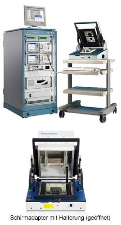 HF-Testsysteme zur Funktionsprüfung