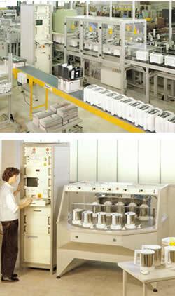 Prüfanlagen für Elektrogeräte zur Funktionsprüfung und Sicherheitsprüfung