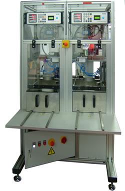 Prüfstände für die pneumatische Funktionsprüfung, Pneumatik Prüfstände
