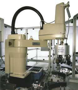 Roboter-Montageanlagen, Roboter-Montagezellen