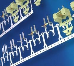 Stanz-Biege-Montageanlagen, Stanz-Biege-Montageautomaten, Stanzbandverarbeitung