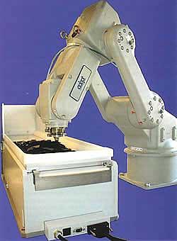 Flexible Roboter Zuführsysteme, Roboter-Zuführsysteme