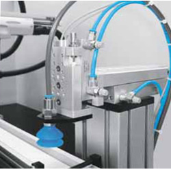 Pneumatische Handlingmodule für Montageanlagen, Pneumatische Montagemodule