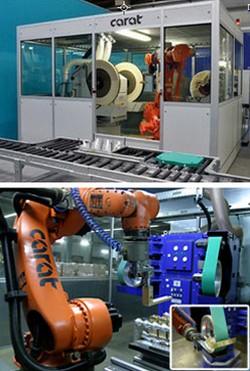 Oberflächenbearbeitung mit Roboter: Polieren, Schleifen, Bürsten