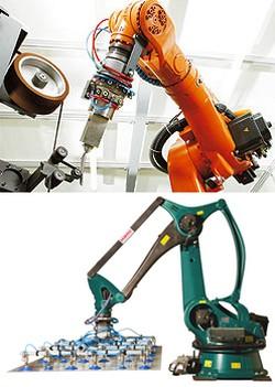 Roboter-Systemintegratoren, Schlüsselfertige Robotersysteme