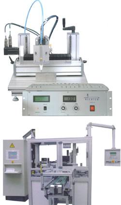 Markiermaschinen, Markieranlagen