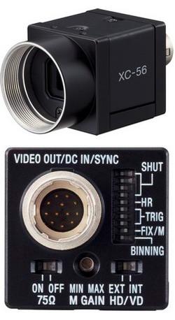 Analoge Kameras, Analoge Industriekameras
