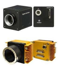 CameraLink-Kameras, Camera-Link-Industriekameras