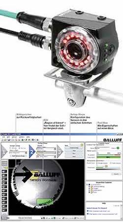Bildverarbeitungssensoren, Vision-Sensoren