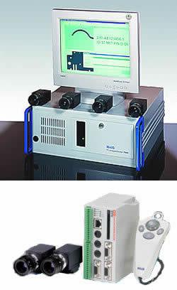 Mehrkamerasysteme, Mehrkamera-Bildverarbeitungssysteme