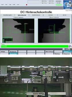 Montagekontrolle und Vollständigkeitsprüfung mit Bildverarbeitung