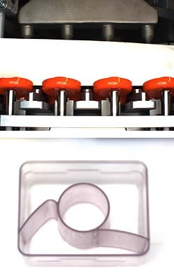 Bildverarbeitungslösungen zur Kunststoffteile Prüfung, Bildverarbeitung zur Kunststoffteile-Prüfung