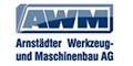 Logo von Arnstädter Werkzeug- und Maschinenbau AG