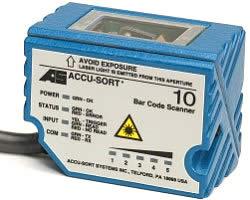 Stationäre Barcodescanner Modell 10