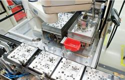 Flexible Montage von Elektrorasierern mit hoher Variantenvielfalt