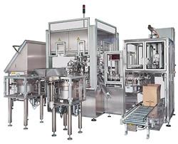 Ringtakt-Montageanlage zur Hochleistungs-Montage von Kunststoff-Produkten