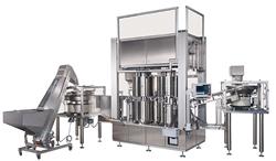 Kontinuierliche Rundlauf-Montagemaschinen für Kunststoff-Produkte