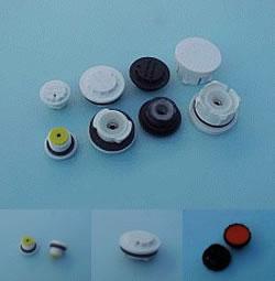 Funktions- und Dichtheitsprüfung von Batteriekappen