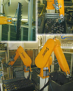 2,5D Robot Vision System RoboVision