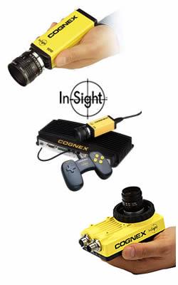 In-Sight Bildverarbeitungslösungen