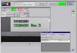 Bildverarbeitungslösungen zur OCR/OCV-Klarschriftlesung