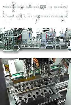 Kundenspezifische Montageanlagen für schwere Kfz-Aggregate