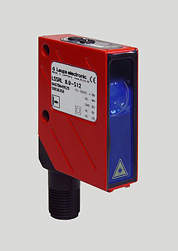 Laser-Einweglichtschranke Baureihe 8