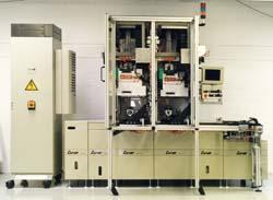 Helium-Dichtheitsprüfung von Diesel-Einspritzpumpen