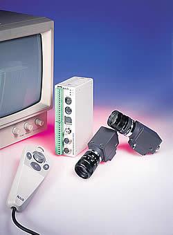 Kompakt-Bildverarbeitungssystem Micro-Imagechecker A100 / A200