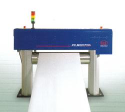 Profil- und Dickenmessung von Flachfolien FILMCONTROL 8100