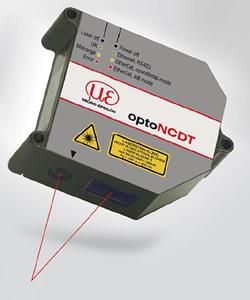 Laser-Abstandssensoren optoNCDT ILD 2300-10