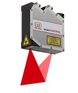 Lichtschnittsensoren LLT 2900-25