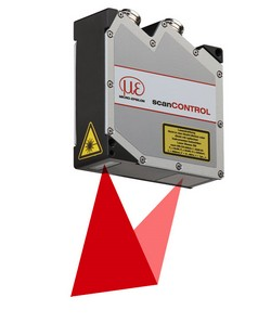 Lichtschnittsensoren scanControl LLT 2900