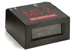 Kompakt-CCD-Barcodescanner MS 2 hohe Auflösung