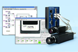 Bildverarbeitungssystem NI CVS - VBAI
