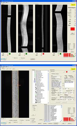 2D-Oberflächen-Inspektion CV-Inspect
