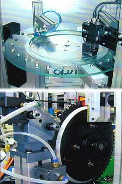 Kamera-Prüf- und Messtechnik PARTchecker