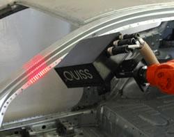 3D-Positionsbestimmung zur Hängeförderer-Beladung