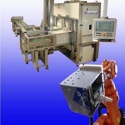 Sondermaschinen zur Laserkennzeichnung