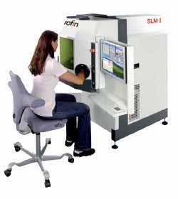 Laserarbeitsplatz SL Manual I Advanced