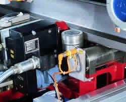 Riss- und Porenprüfung von Schienen mit Wirbelstromprüfverfahren