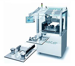 Modulares Mikromontagesystem MicRohCell®