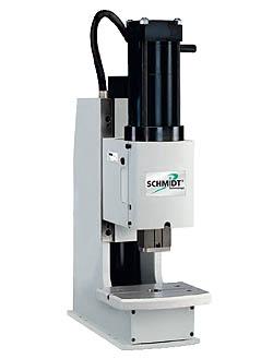 Hydropneumatische Presse HydroPneumaticPress 61 C-Ständer