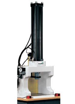 Hydropneumatische Portal-Presse HydroPneumaticPress 376
