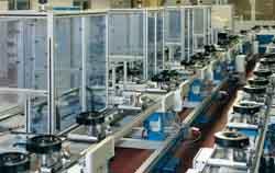 Funktionsprüfstände für Elektromotoren
