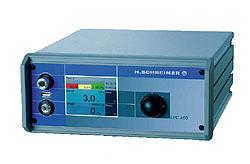 Pneumatische Leckprüfgeräte Absolutdruckmessung LPC 450