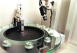 Geometrieprüfung und Sortierung von Kleinteilen VisionScan