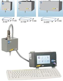 Pneumatische Nadelmarkierer XF510Cp